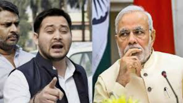 Bihar had hopes PM would speak about special status: Tejashwi Yadav