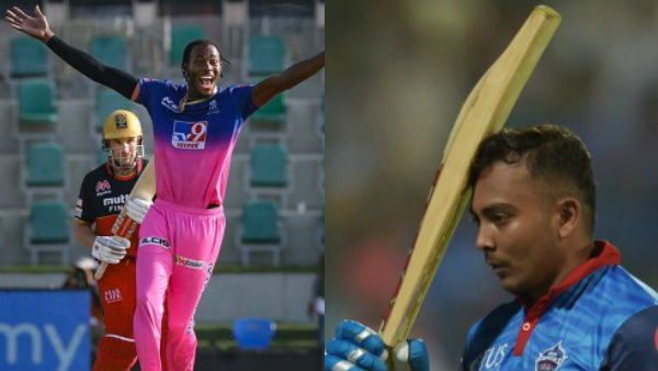 IPL 2020:Its Jofra Archer vs Prithvi Shah, Who will win the contest?