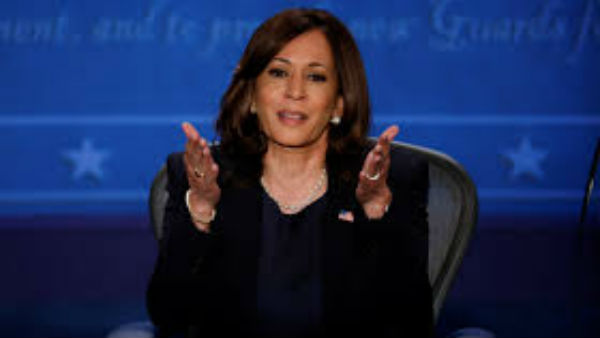 US election 2020: America has lost the trade war with China, Trump embraced dictators, says Kamala Harris