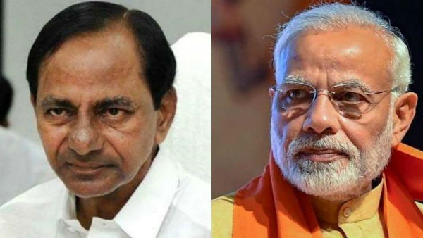Telangana CM KCR Wrote Letter to PM Narendra Modi On Flood Effect