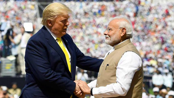 Will Modi hold another Namaste Trump Program asks Chidambaram after Trump Covid comments on India