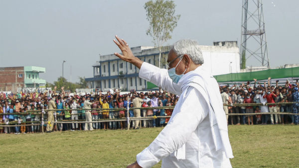Campaigning for Phase 1 of bihar Polls Ends Today..