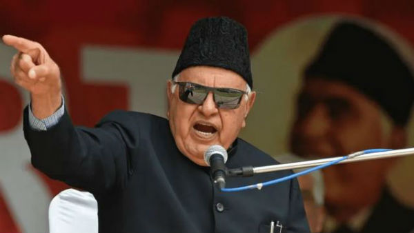 ED questions Farooq Abdullah in Jammu and Kashmir Cricket Association scam