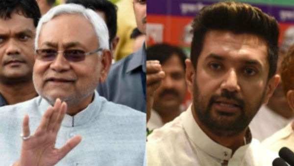 Nitish Kumar Insulted My Father, Worked Against LJP Candidates LS Polls: Chirag Paswan