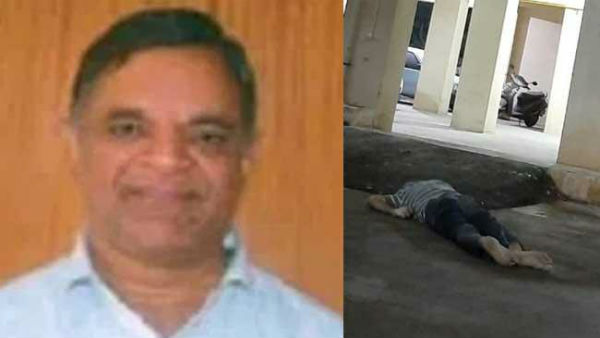 AP Forest Officer Ramanamurthy commits suicide by jumping from building in Hyderabad