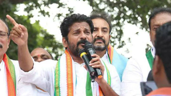 Kalwakurthy lift pump house submerged revanth reddy arrest while going to visit the project
