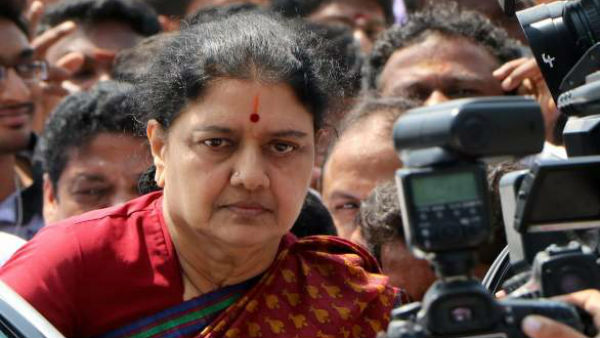 sasikala will be released in 10 days with rs.10 cr penalty, says her lawyer