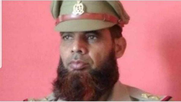 UP Muslim cop suspended for keeping beard without permission
