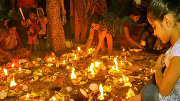 This is a glorious month of Karthikamasam according to Hindu calendar