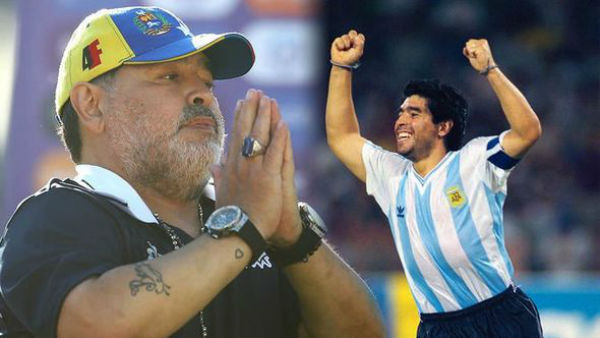 Argentina football legend Diego Maradona dies at age of 60