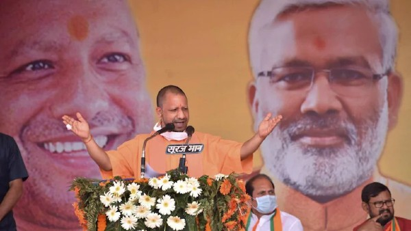 Came here to turn Hyderabad into BhagyanagarUP CM Yogi