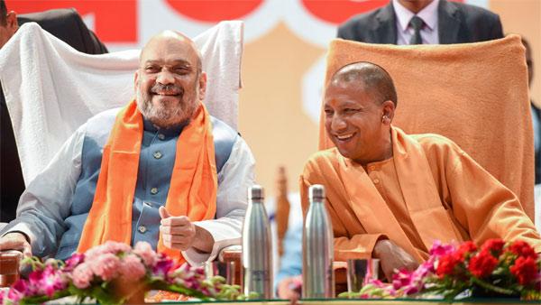GHMC Elelctions 2020:KTR vs BJP:ప్రచార బరిలోకి అమిత్ షా, యోగీ ఆదిత్య నాథ్..? సీన్ మారుస్తారా.?
