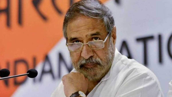 Anand Sharma Dissents Again, opponents says he trying to join the bjp