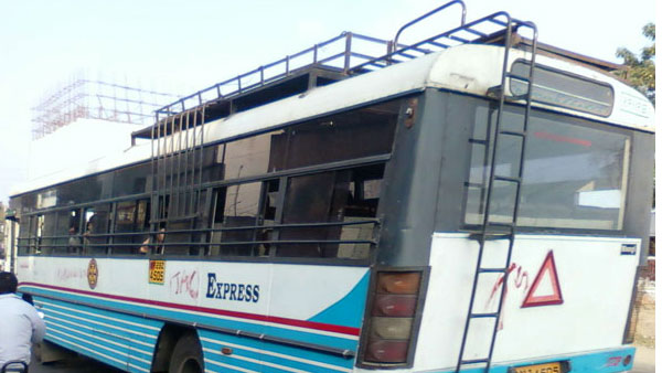 APSRTC to operate buses to Chennai from different places in AP