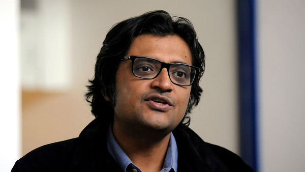 Petitioner Arnab Goswami cant be arrested till further hearing in privilege notice