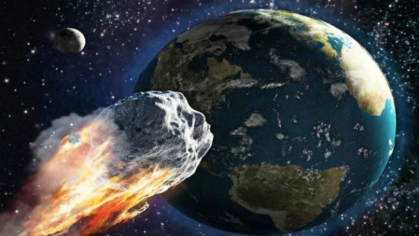 Asteroid twice the size of Taj Mahal to cross Earth on Diwali