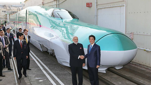 Rs 24,000 crore ahmedabadd-mumbai bullet train contract creates record
