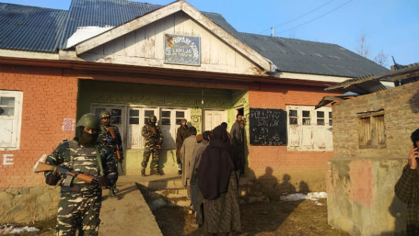 J&K DDC Polls Phase 1 Today, First Election Post 370 Abrogation