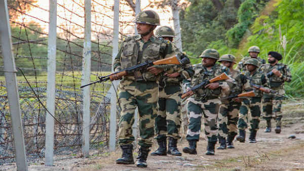 50 terrorists waiting at launch pads across LoC to infiltrate into India