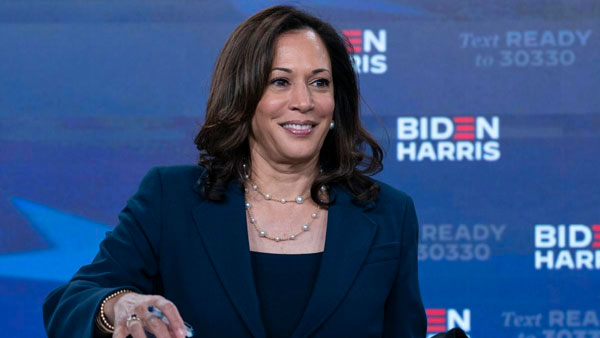 Told Kamala Harris That Shes Going To Win, says Her Uncle gopalan balachandran