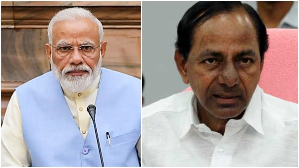 pmo office instructions to chief secretary of telangana over pm modi hyderabad tour