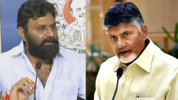 kodali nani suggests chandrababu and lokesh to convene own assembly in zoom, twitter