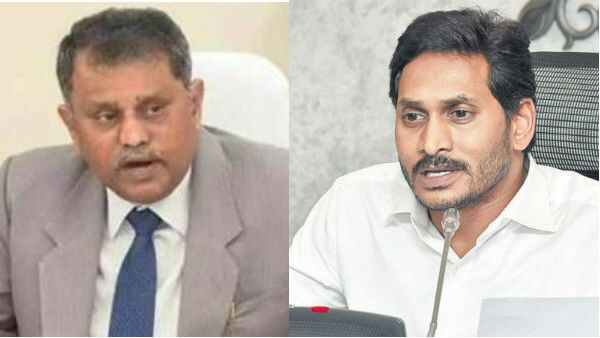 ap sec nimmagadda ramesh to complain against jagan government over local polls