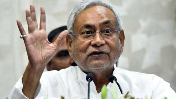 if some action is to be taken against ljp bjp has to take it says nitish kumar