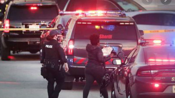 8 Injured In Shooting At US Mall In Wisconsin, Gunman Missing