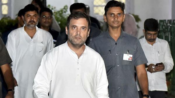రాహుల్ గాంధీ పిక్నిక్ ఎంజాయ్ చేశారు .. బీహార్ లో ఓటమికి కాంగ్రెస్ నే కారణమన్న ఆర్జేడీ