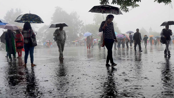 telangana weather forecast moderate rains in the state for two days