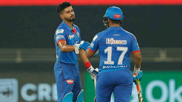 IPL 2020 Finals:Shreyas Iyer and Rishab Pant set a new record in against MI