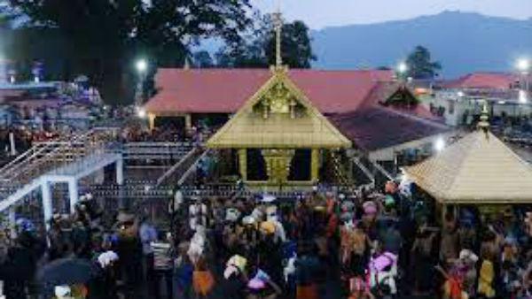 Thirty-nine Covid positive cases so far in Sabarimala including temple staff