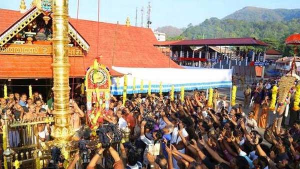 Sabarimala: నిన్న రోజుకు రూ. 3. 5 కోట్లు ఆధాయం, నేడు రూ. 10 లక్షలు, ప్రభుత్వం వింతనియమాలు!