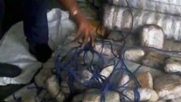 100kg heroin in empty fuel tank seized from Lankan boat. Pakistan is the source