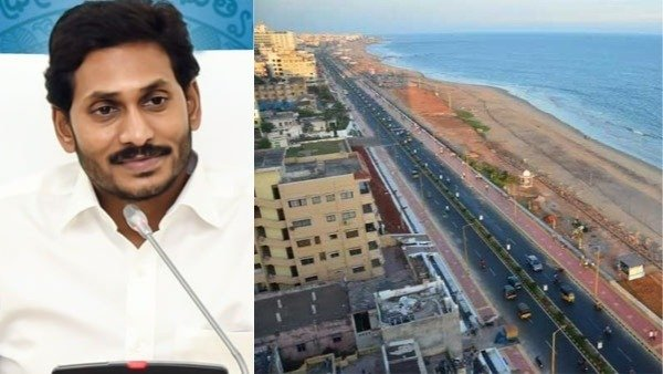 ap government challenges high court stay order in sc on vizag cm guest house
