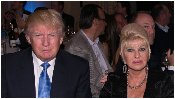 trump has to go and declare that he lost says his ex wife ivana trump