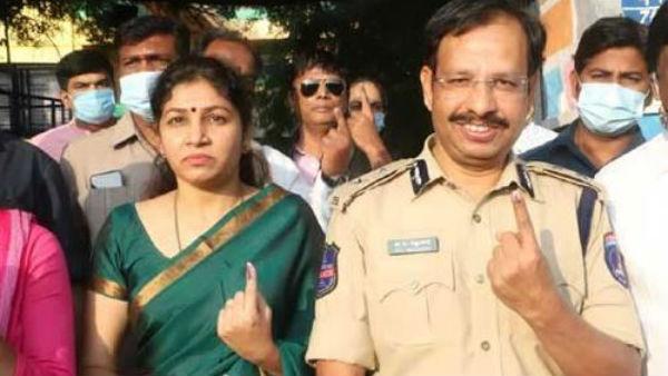 ghmc elections: గొడవలకు దిగితే కఠిన చర్యలు: సీపీ సజ్జనార్ హెచ్చరిక