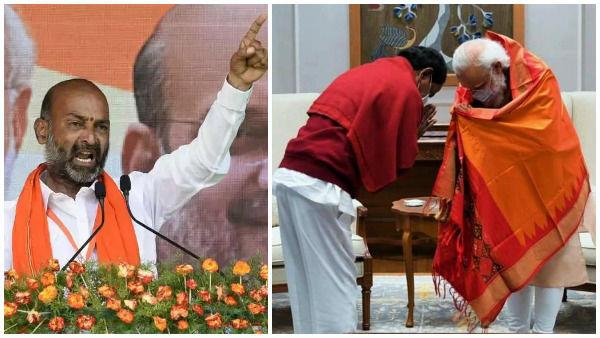 షాకింగ్: బీజేపీతో టీఆర్ఎస్ సంధి? -హైదరాబాద్కు కేసీఆర్, ఢిల్లీకి బండి సంజయ్ -ఏం జరుగుతోంది?