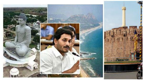 Year Ender 2020: కోలుకోలేని జగన్ -ఏపీలో 3 రాజధానులకు ఏడాది -17న అమరావతిలో భారీ సభ
