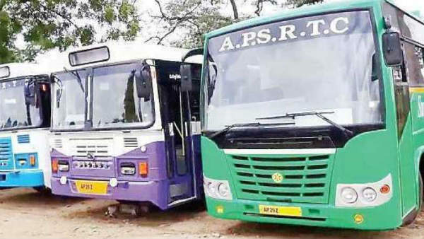 contract drivers and conductors to be regularise in APSRTC soon