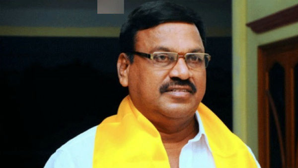 TDP MLC Bachula Arjunudu health in critical, tested covid-19 positive for second time