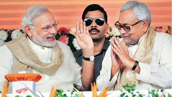 bjp keeps poll promise for bihar, Nitish cabinet approves free Covid vaccine for all