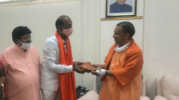 GHMC Election Results 2020: yogi adityanath thanks people of hyderabad for ghmc poll results