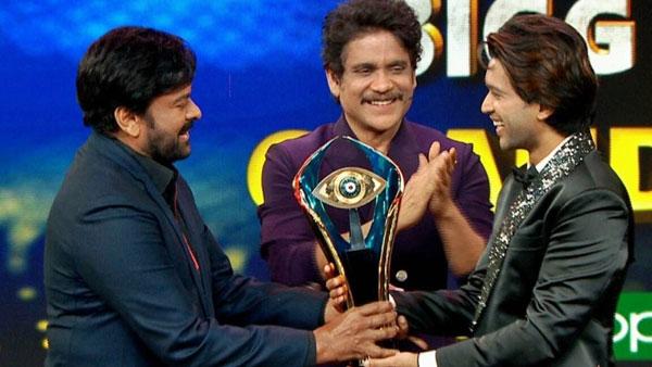Bigg Boss Telugu 4 షాకింగ్ -చరిత్రలోనే అత్యధిక టీఆర్పీతో నేషనల్ రికార్డు: నాగ్ ప్రకటన