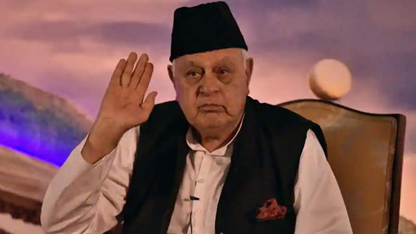 ED attaches Rs 11.86 cr assets of Farooq Abdullah, others in JKCA money laundering case..
