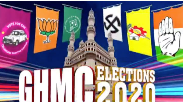 Arrangements completed for tomorrow ghmc votes counting