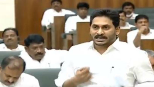 jagan accuse tdp of hatching conspiracy to prevent his speech from reaching public