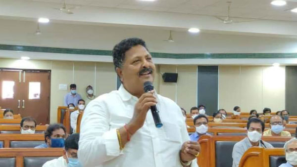 covid 19 fears in ap assembly after ysrcp mla karumuri nageswara rao tested positve