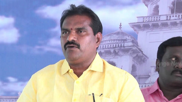 ap assembly update : tdp mla nimmala rama naidu suspended after stages protest